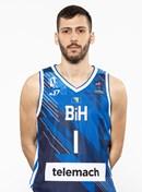 Headshot of Tihomir Vranjes