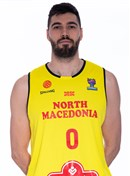 Headshot of Bojan Krstevski