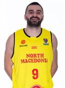 Headshot of Andrej Magdevski