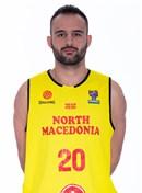 Headshot of Damjan Robev