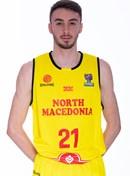 Headshot of Luka Savikjevikj