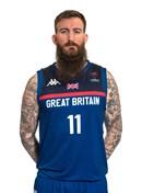 Headshot of Gareth Murray
