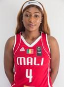 Headshot of Nassira Traore