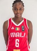 Headshot of Djeneba N'Diaye