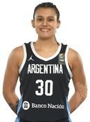 Headshot of Florencia Chagas