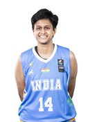 Headshot of Shireen Vijay Limaye