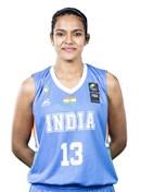Headshot of Jeena Palanilkumkalayil Skaria