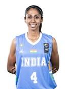 Headshot of Anjana Prasannan Geetha