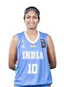 Headshot of Navaneetha Pattemane Udayakumar -