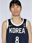 Headshot of Minjeong Kim
