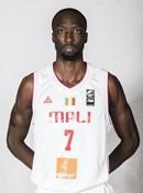 Headshot of Ibrahim Djambo