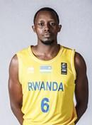 Headshot of Steven Hagumintwari