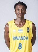 Headshot of Jean Jacques Nshobozwabyosenumukiza