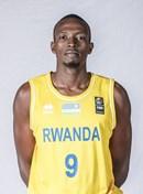 Headshot of Dieudonne Ndayisaba Ndizeye