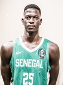 Headshot of Mbaye Ndiaye
