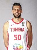 Headshot of Salah Mejri