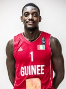 Headshot of Cheick Sekou Conde