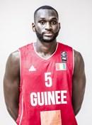 Headshot of Ousmane Drame