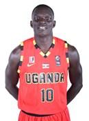 Headshot of James Okello