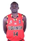 Headshot of Joseph Anyuru Ikong