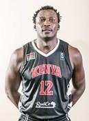 Headshot of Desmond Owili