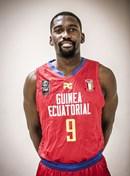 Headshot of Sebastian B. Mbansogo Obiang