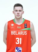 Headshot of Andrei Stabrouski