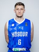 Headshot of Gezim Morina