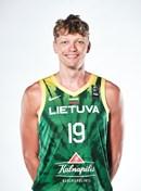 Headshot of Mindaugas Kuzminskas