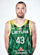 Headshot of Lukas Lekavicius