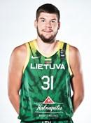 Headshot of Rokas Giedraitis