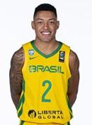 Headshot of Yago Santos