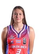 Headshot of Mariana Jose Cubero Solis