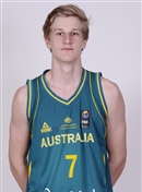 Thomas Wilson Aus S Profile Fiba U17 World Championship For Men 2014 Fiba Basketball