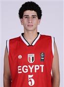Headshot of Zeyad Yasser Atef Abd. Elmorsy