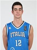 Headshot of Lorenzo Bucarelli