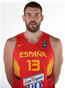 Headshot of Marc Gasol