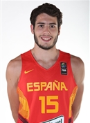Headshot of Álex Abrines