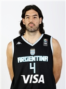 Headshot of Luís Alberto Scola