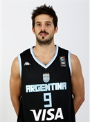 Headshot of Nicolás Laprovittola