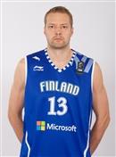 Headshot of Hanno Möttölä
