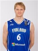 Headshot of Kimmo Kalevi Muurinen