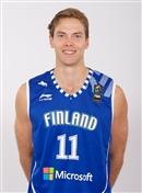 Headshot of Petteri Koponen