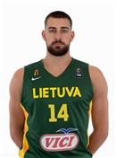 Profile image of Jonas VALANCIUNAS