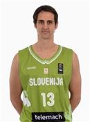 Headshot of Domen Lorbek
