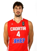 Headshot of Ante Tomic