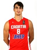 Headshot of Dario Saric