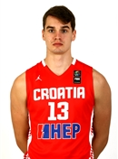 Headshot of Mario Hezonja