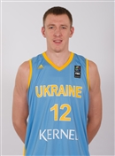 Headshot of Maxym Kornienko