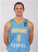 Headshot of Sergii Gladyr